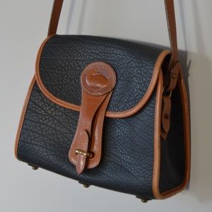 Dooney & Bourke Vintage Leather Essex Bag